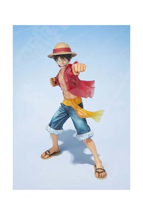 MONKEY D. LUFFY 5TH ANNIVERSARY FIGURA 14 CM ONE PIECE FIGUARTS ZERO