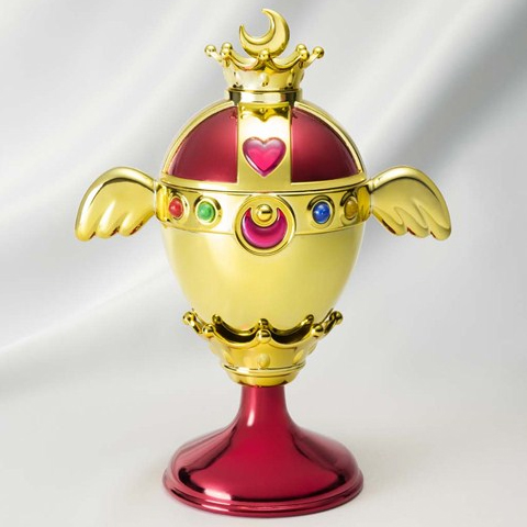 RAINBOW MOON CALIZ  17 CM SAILOR MOON PROPLICA