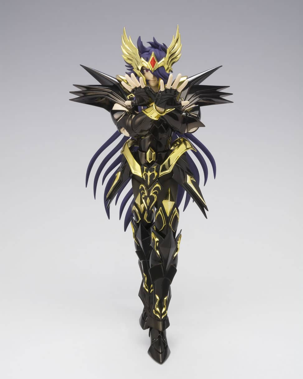 EVIL GOD LOKI FIGURA 18 CM SAINT SEIYA SOUL OF GOLD SAINT CLOTH MYTH EX