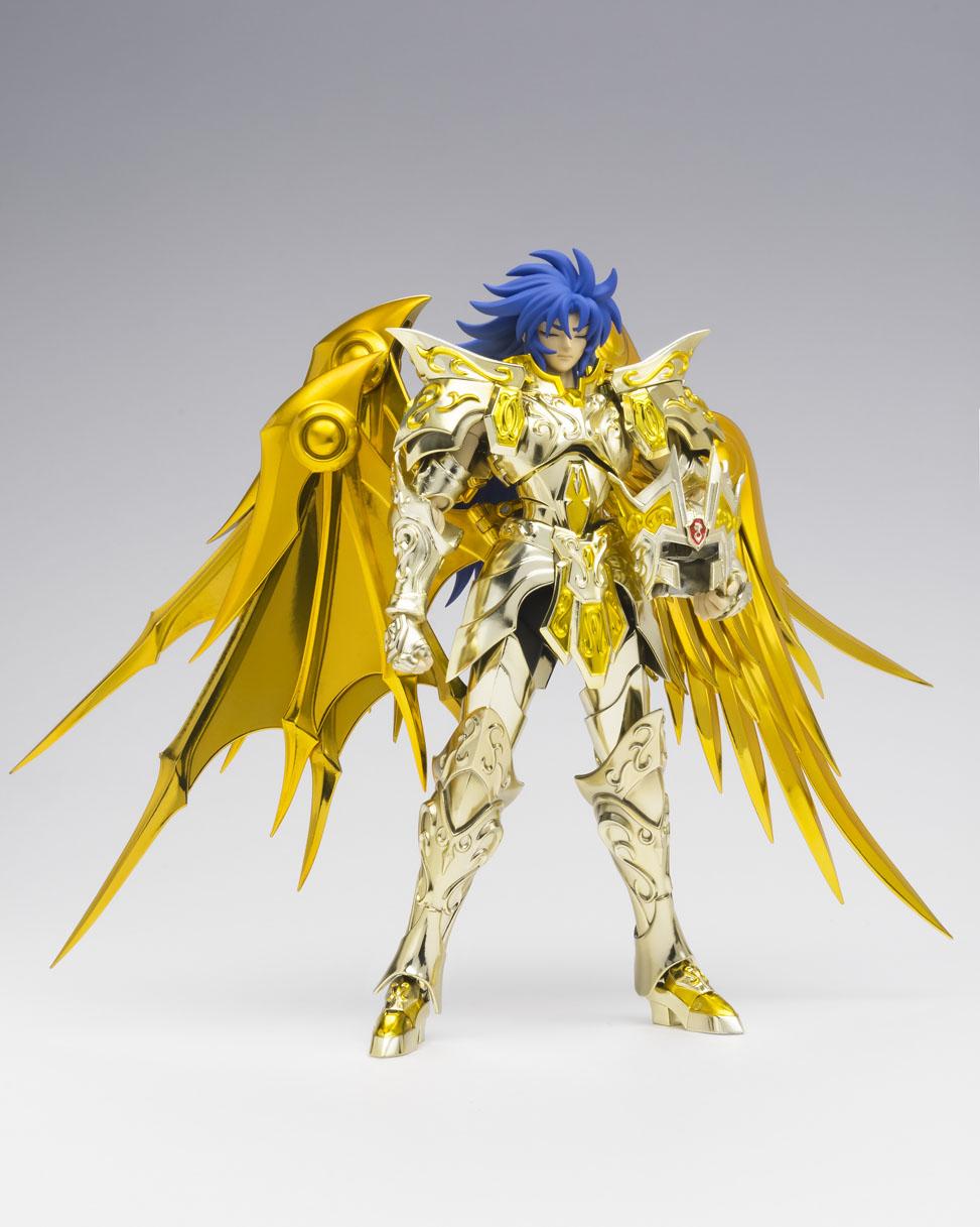 NEW CLOTH GEMINIS SAGA FIGURA 18 CM SAINT SEIYA MYTH CLOTH EX SOUL OF GOLD