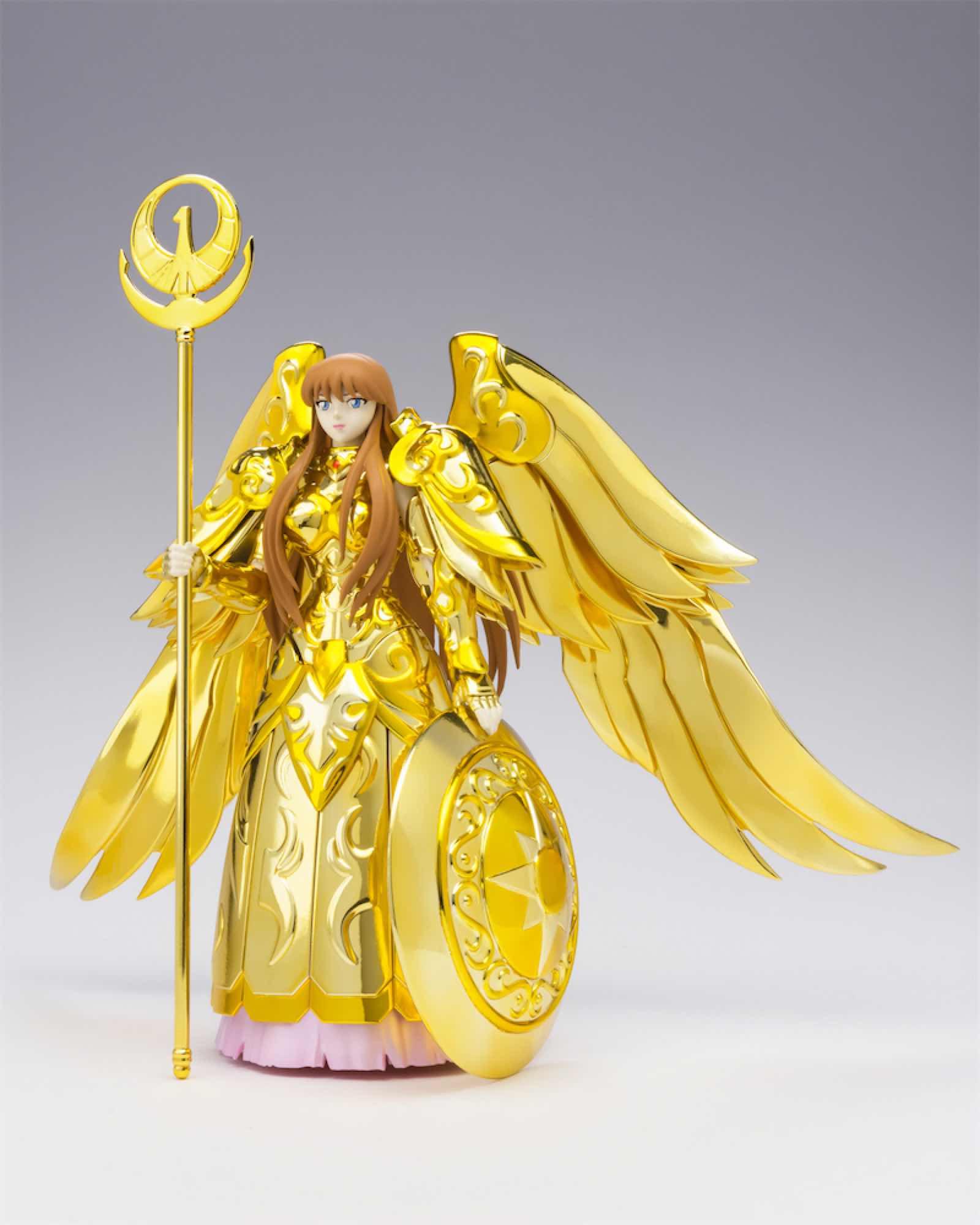 ATHENA GODDESS OCE TAMASHII WORLD TOUR FIGURA 17 CM SAINT SEIYA CLOTH MYTH