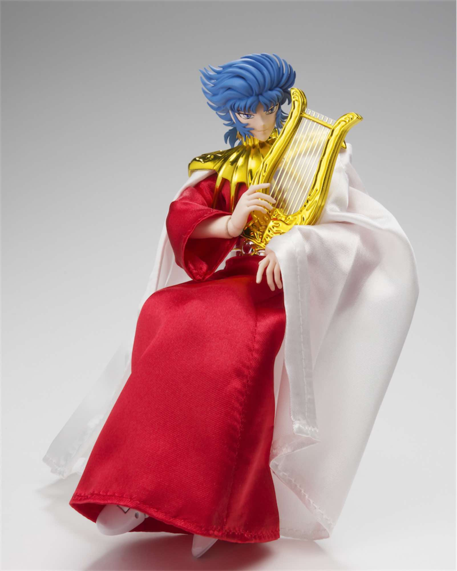 ABEL THE GOD SUN FIGURA 16,5 CM SAINT SEIYA LEGEND OF CRIMSON YOUTH SAINT CLOTH MYTH