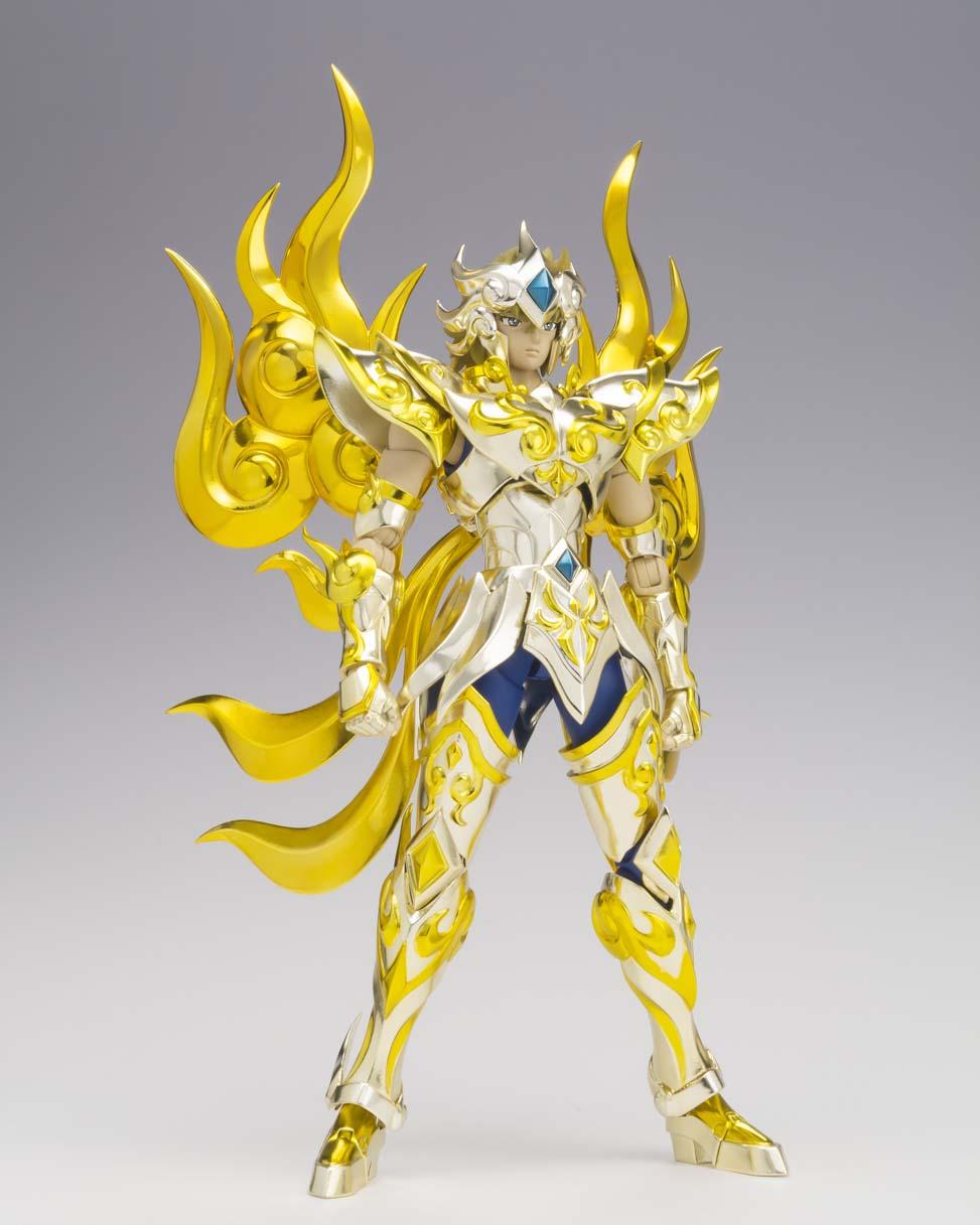 BONUS PART LEO NEW CLOTH COMPLEMENTO SAINT SEIYA MYTH CLOTH EX SOUL OF GOLD