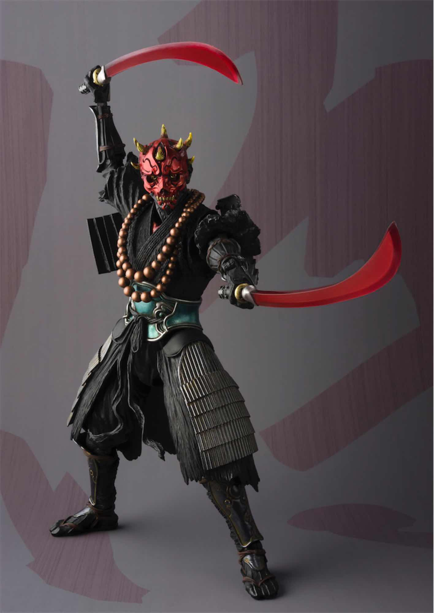 DARTH MAUL SOHEI FIGURA 17 CM STAR WARS MEI SHO MOVIE REALIZATION