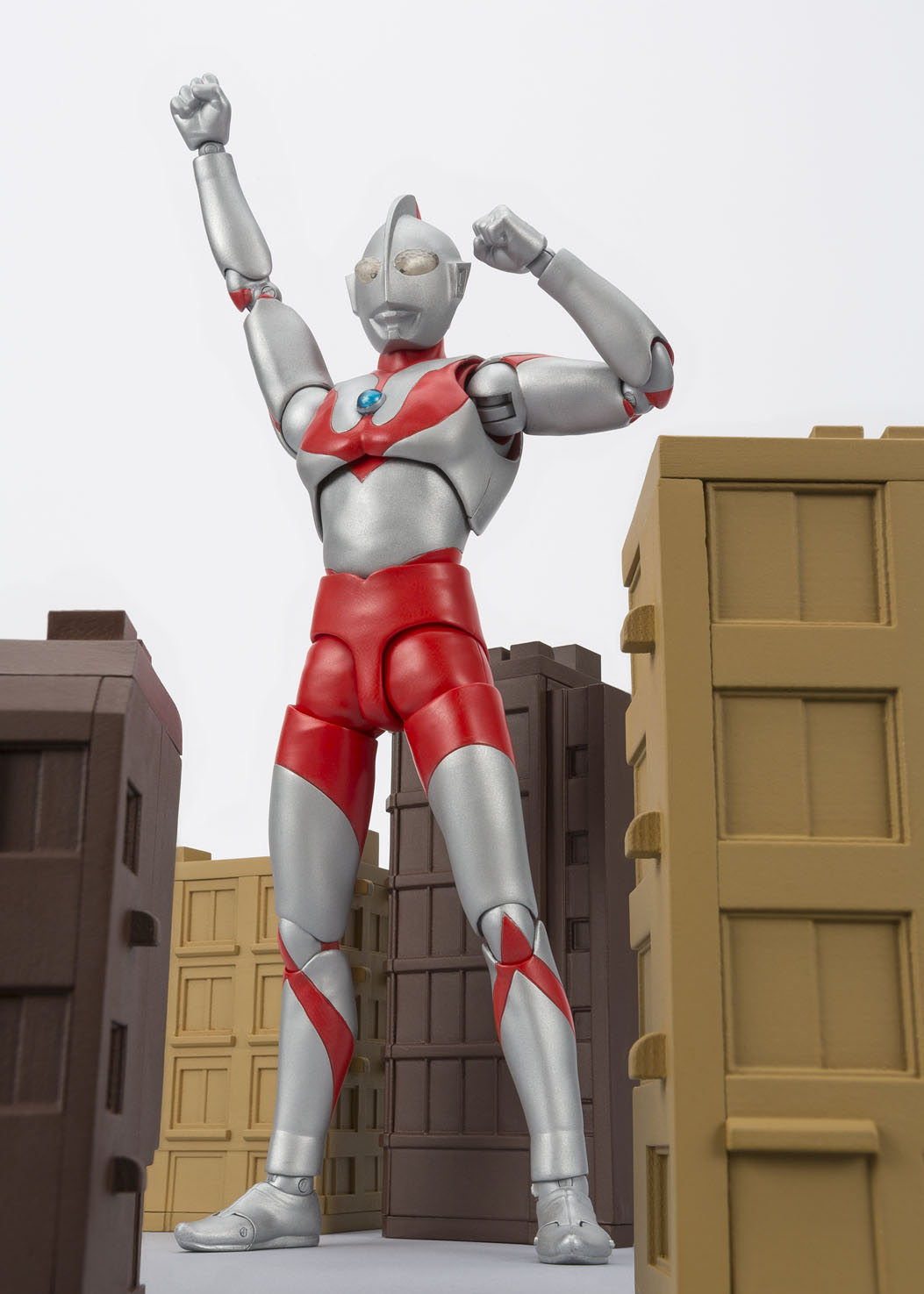ULTRAMAN SET 50TH ANNIVERSARY EDITION FIGURA 15 CM ULTRAMAN 50TH ANNIVERSARY S.H. FIGUARTS