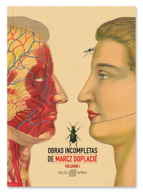 OBRAS INCOMPLETAS DE MARCZ DOPLACIE (RUSTICA)