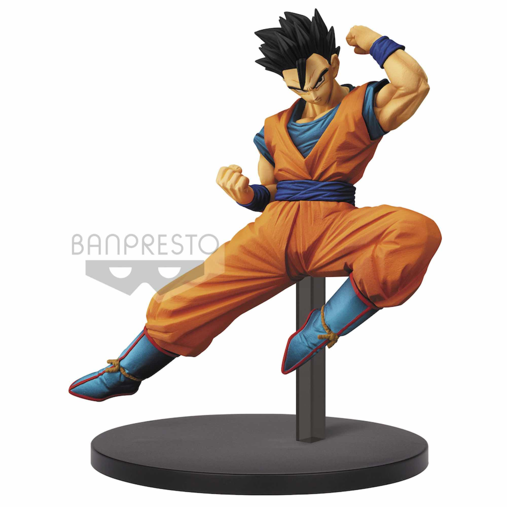 ULTIMATE SON GOHAN FIG 15 CM DRAGON BALL SUPER CHOSENSHIRETSUDEN VOL. 6