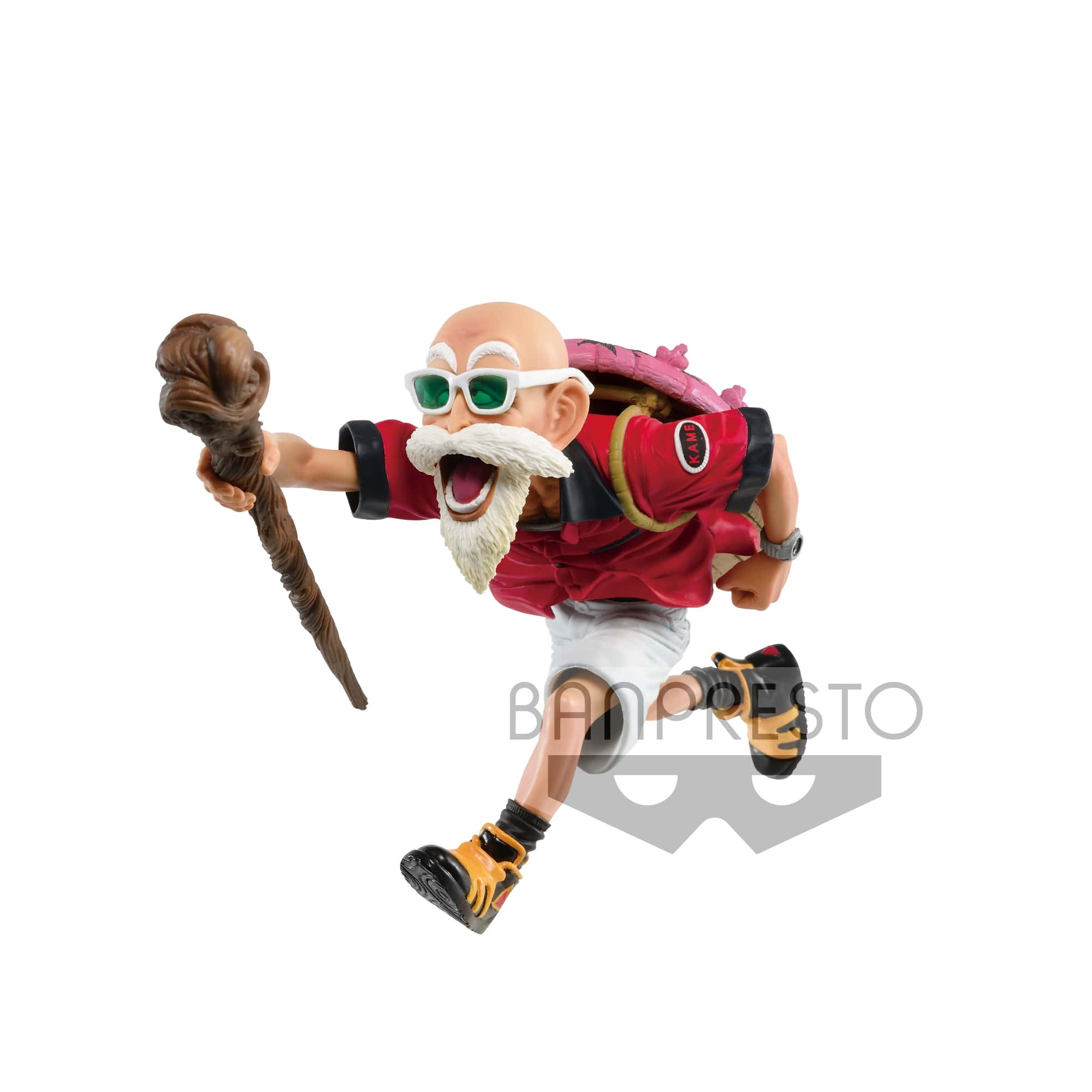 KAMESENNIN MUTENROSHI TROPICAL COLOR VER FIGURA 12 CM DRAGON BALL SCULTURES