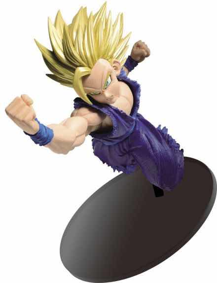 SUPER SAIYAN 2 GOHAN FIGURA 16 CM DRAGON BALL Z WORLD FIGURE COLOSSEUM 7 VOL. 1