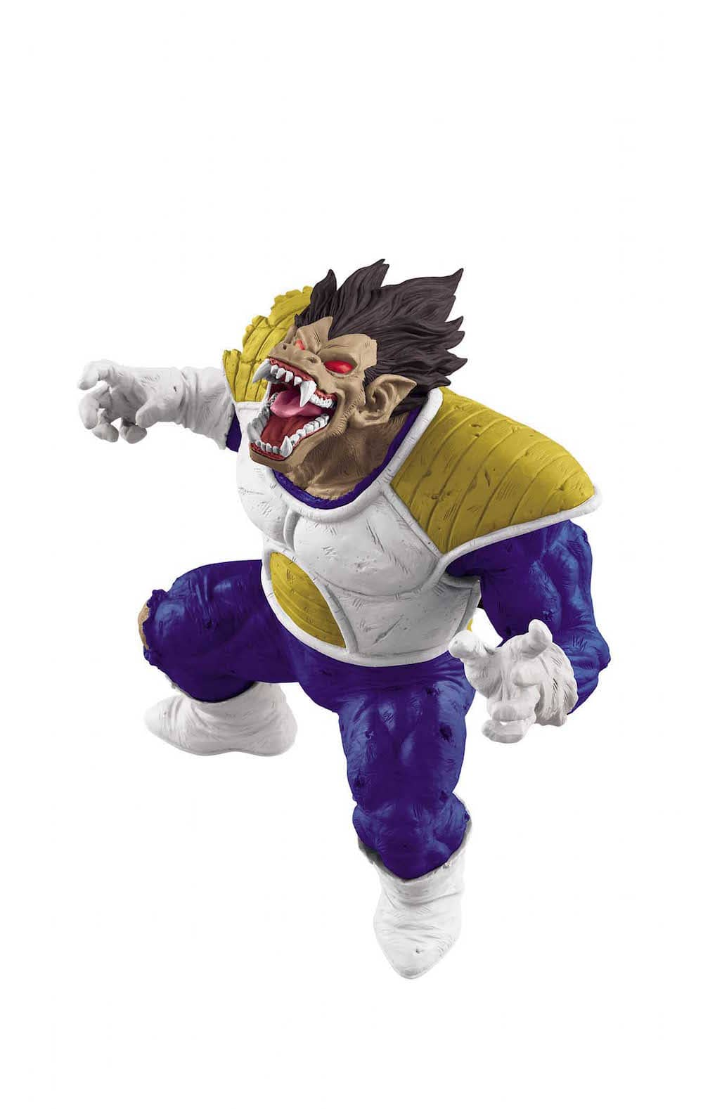 GREAT APE VEGETA FIGURA 13 CM DRAGON BALL CREATOR X CREATOR