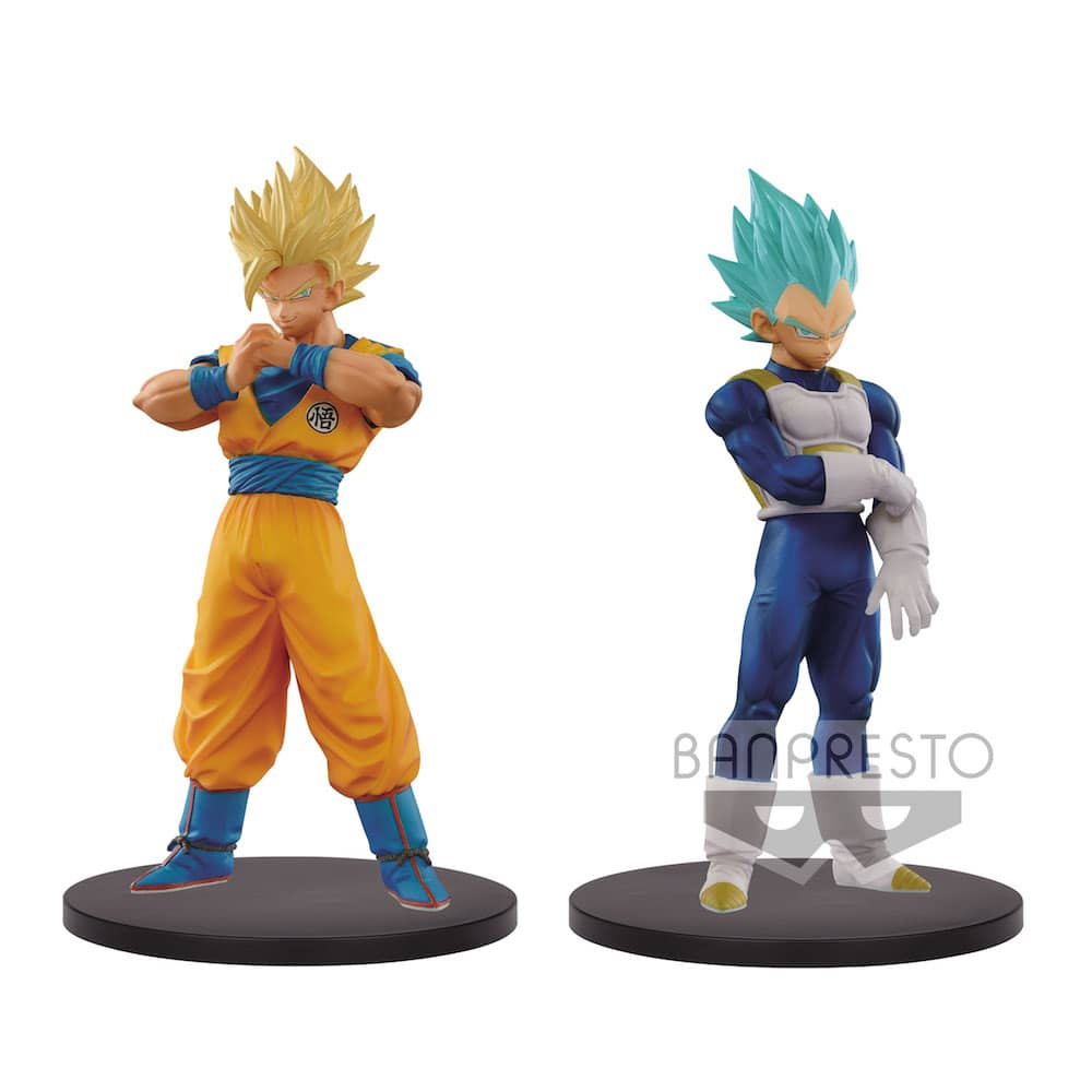 THE SUPER WARRIORS VOL 5 SET 2 FIGURAS 18 CM D...