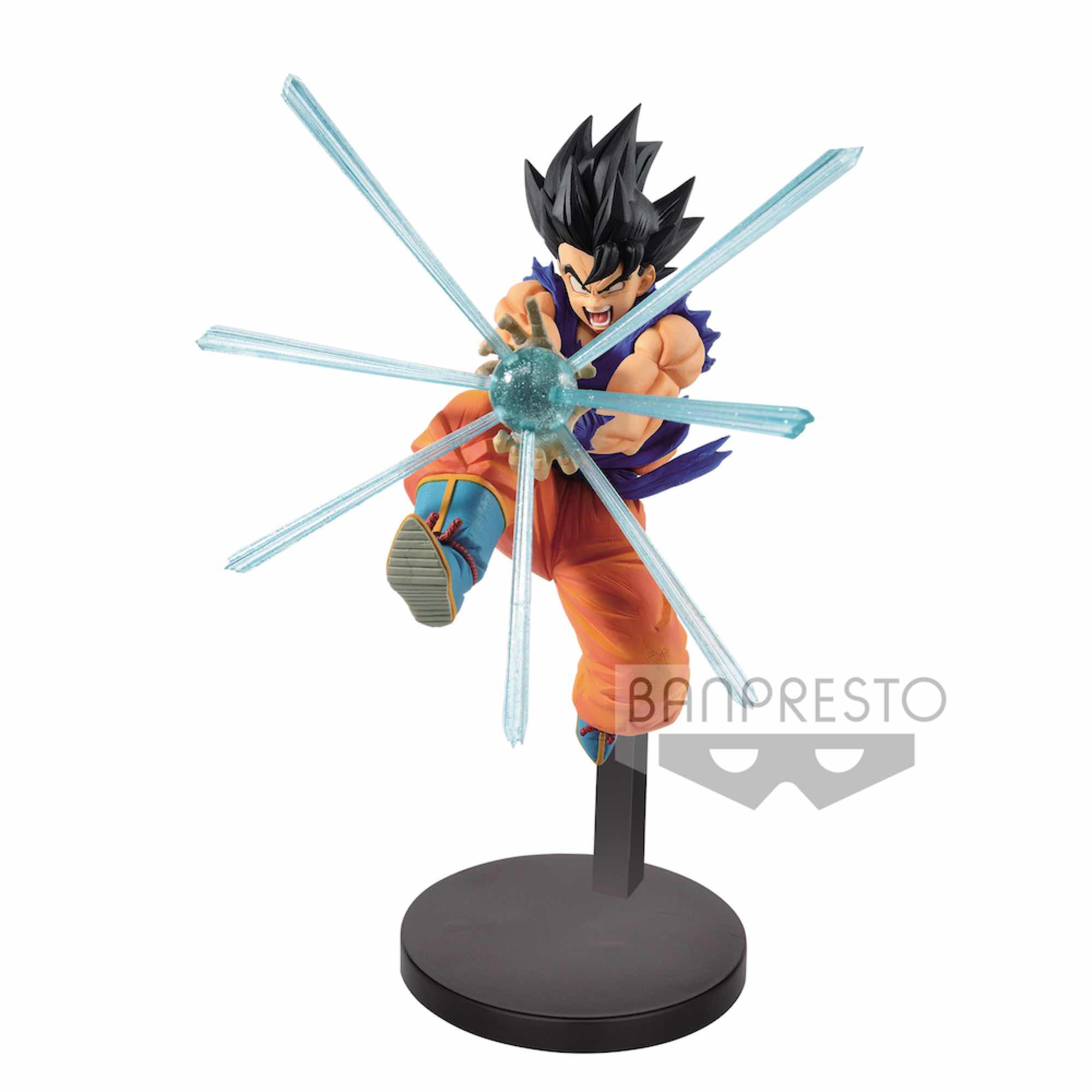 SON GOKU FIGURA 15 CM DRAGON BALL Z GXMATERIA