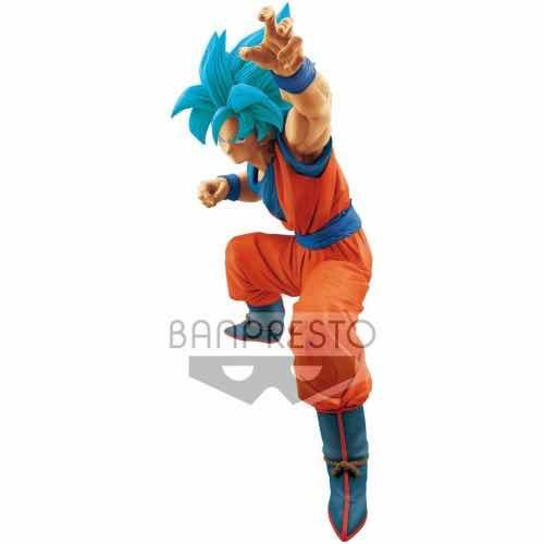SUPER SAIYAN GOD SUPER SAIYAN GOKU FIGURA 24 CM DRAGON BALL SUPER BIG SIZE