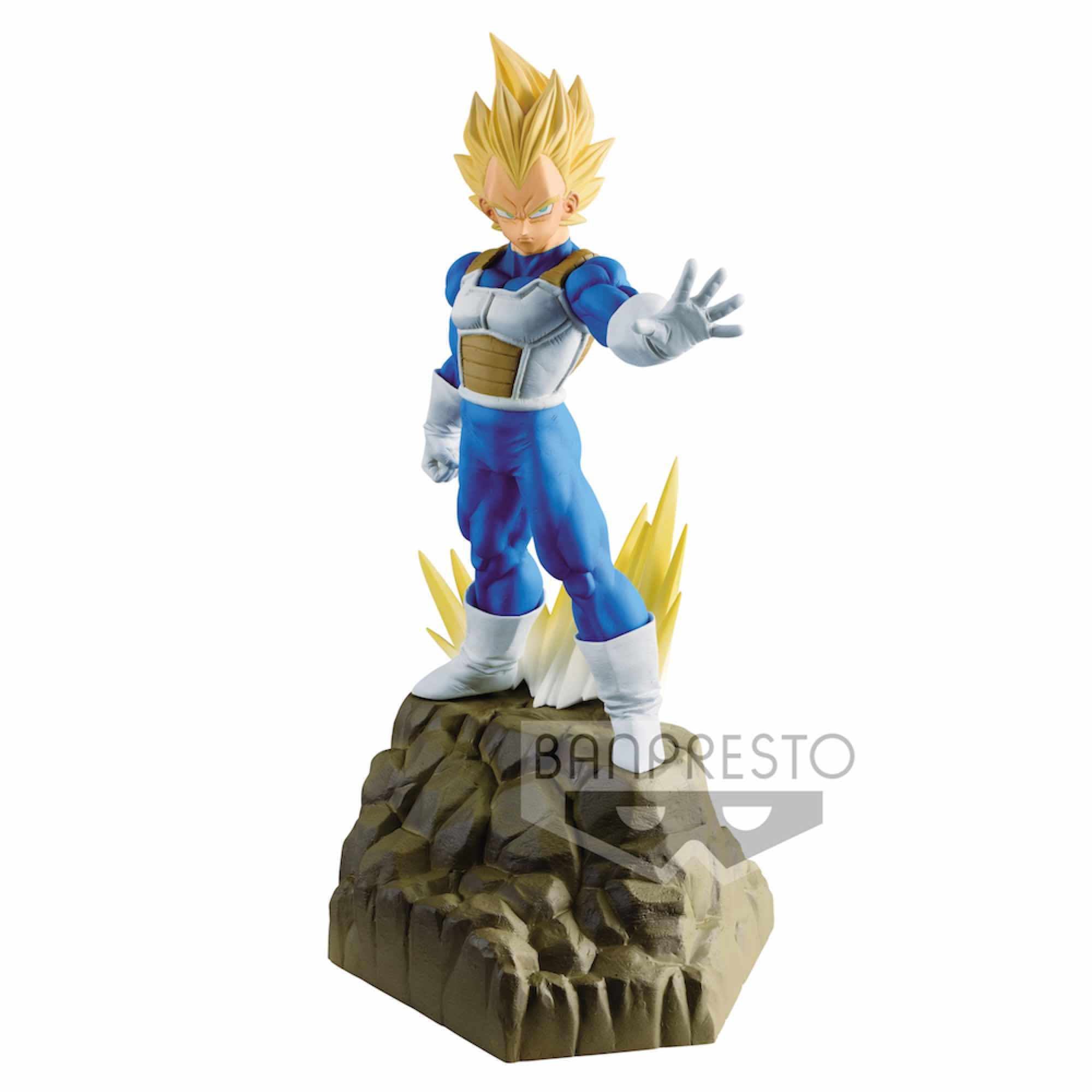 VEGETA FIGURA 17 CM DRAGON BALL Z ABSOLUTE PERFECTION