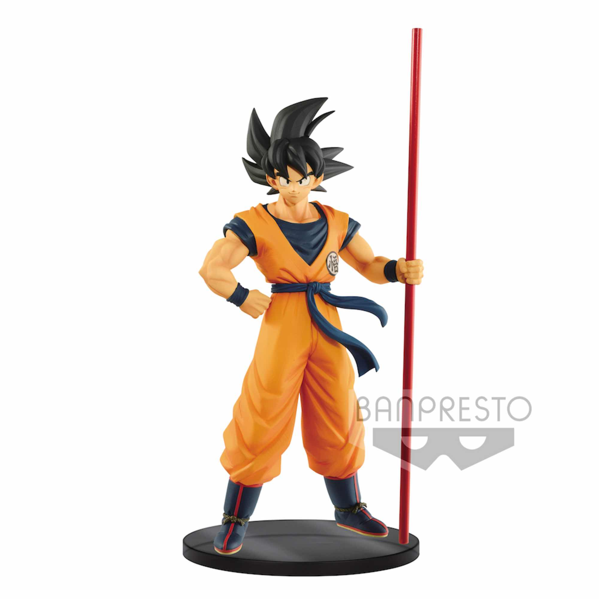 SON GOKU NEW MOVIE TEASER POSTER FIGURA 23 CM DRAGON BALL SUPER