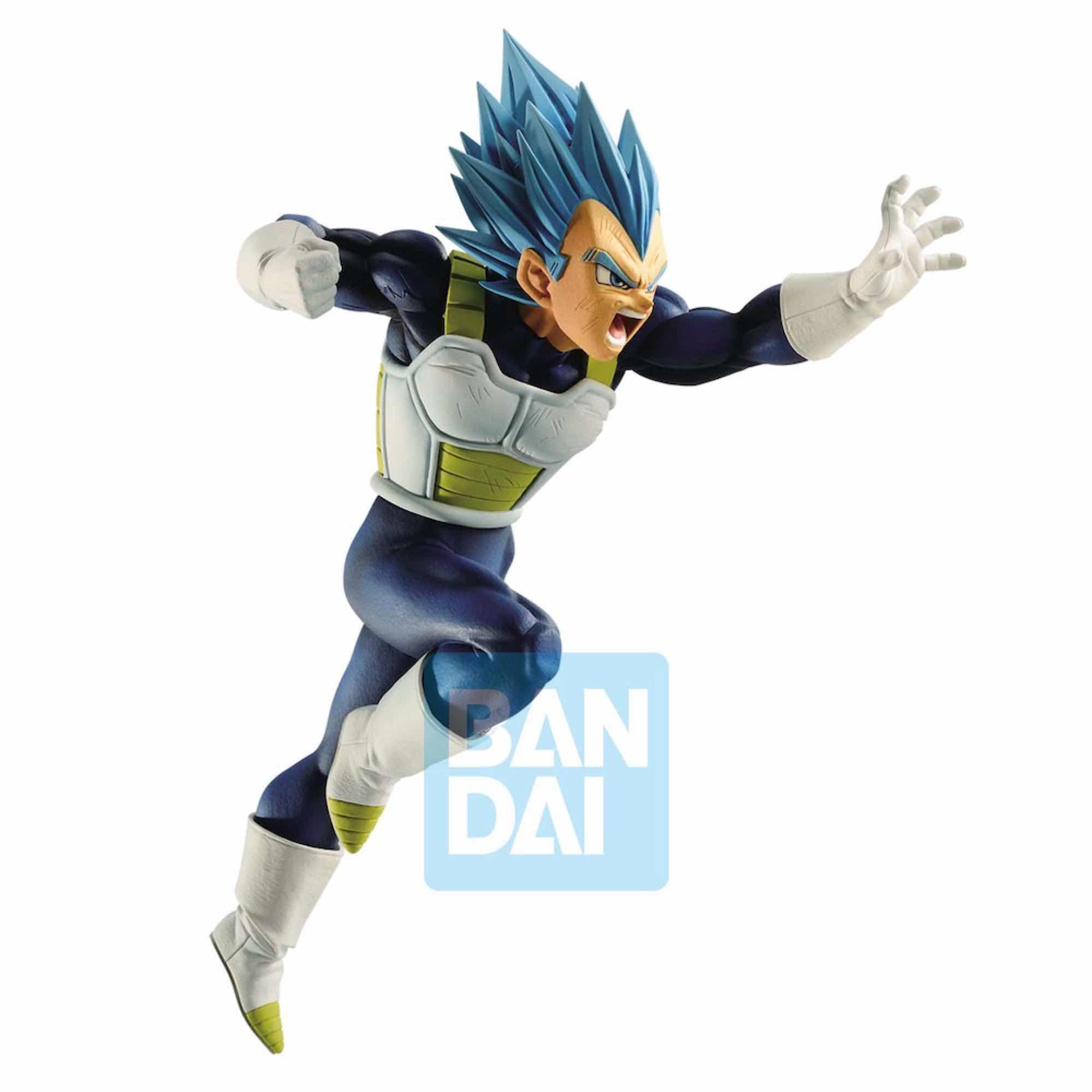 SUPER SAIYAN GOD SUPER SAIYAN VEGETA FIGURA 15.5 CM DRAGON BALL SUPER Z BATTLE