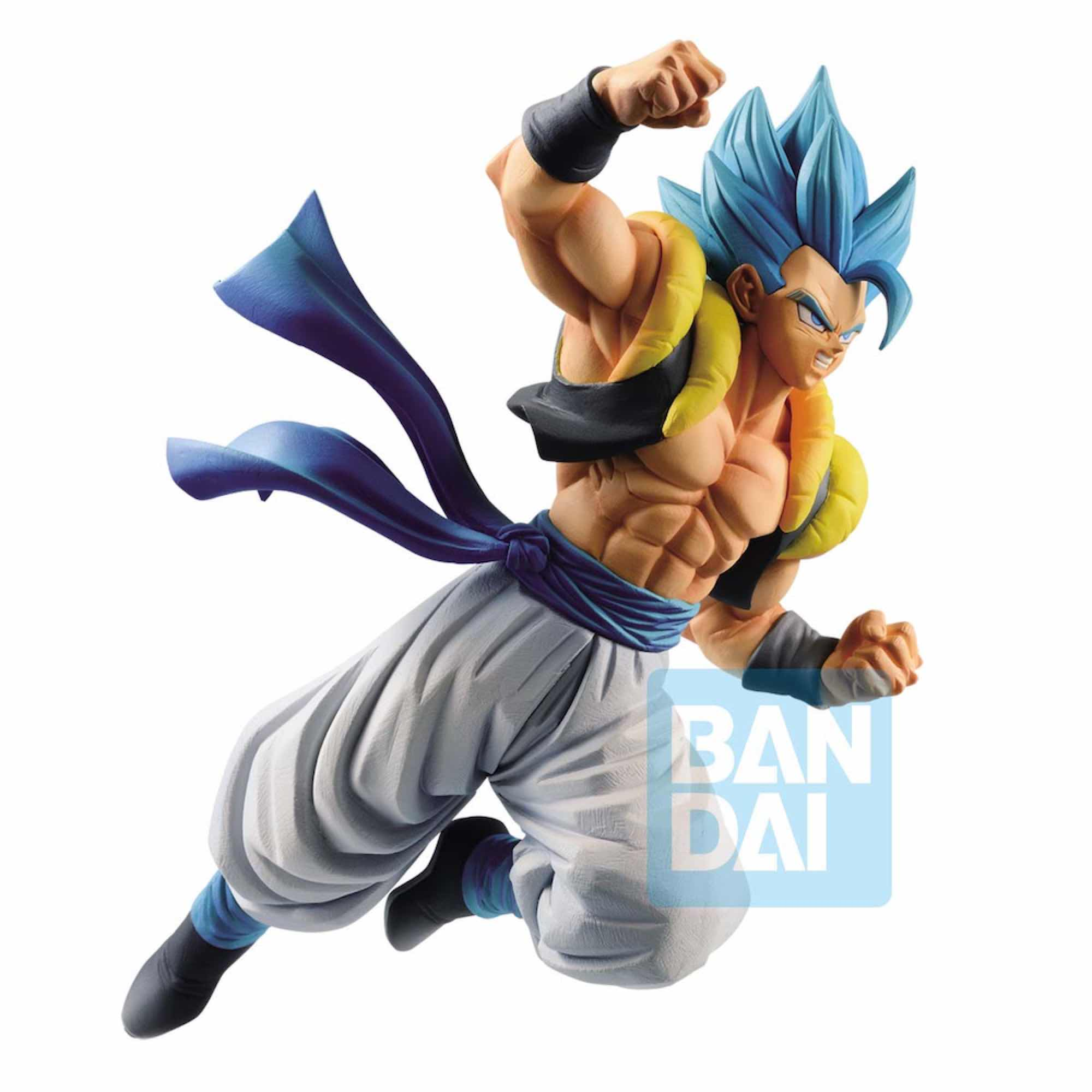 SUPER SAIYAN GOD SUPER SAIYAN GOGETA FIGURA 17 CM DRAGON BALL SUPER Z BATTLE