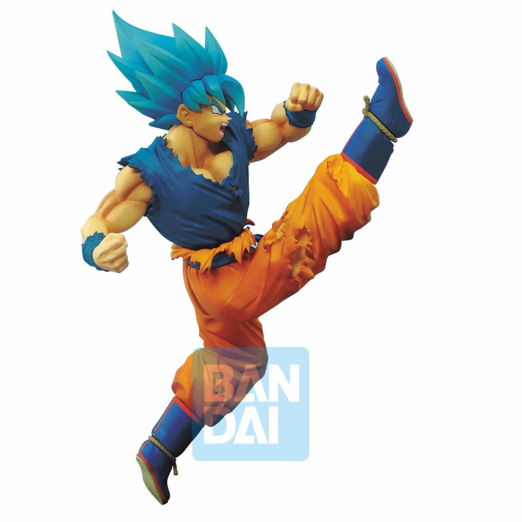 SUPER SAIYAN GOD SUPER SAIYAN SON GOKU FIGURA 16 CM DRAGON BALL SUPER Z BATTLE