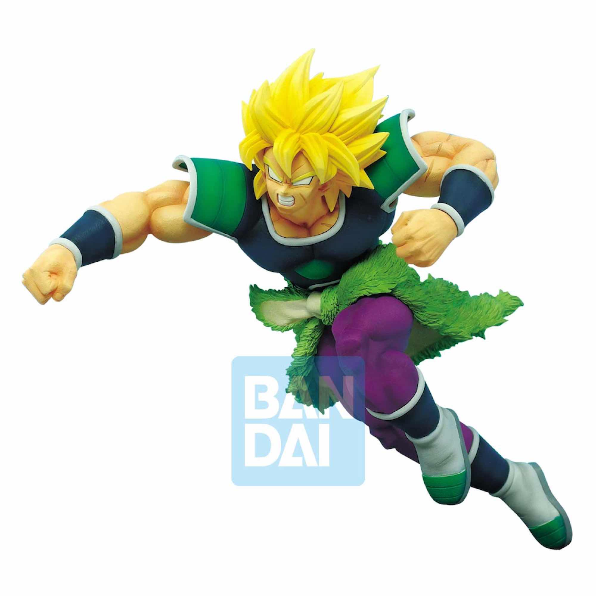 SUPER SAIYAN BROLY FIGURA 19 CM DRAGON BALL SUPER Z BATTLE