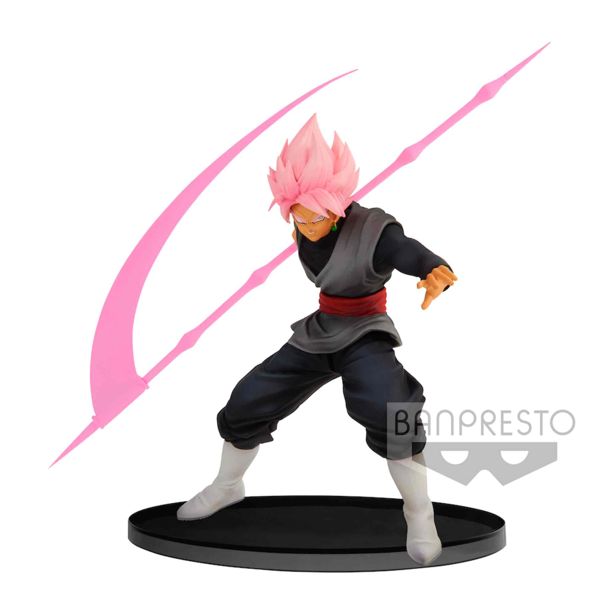 SUPER SAIYAN ROSE GOKU BLACK FIGURA 14 CM DRAGON BALL Z WORLD FIGURE COLOSSEUM2 VOL. 9