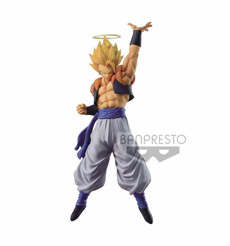 SUPER SAIYAN GOGETA FIGURA 23 CM DRAGON BALL LEGENDS COLLAB