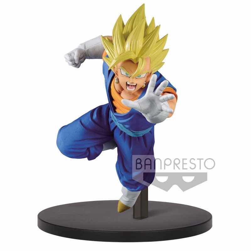 SUPER SAIYAN VEGETTO FIGURA 15 CM DRAGON BALL SUPER CHOSENSHIRETSUDEN VOL. 2