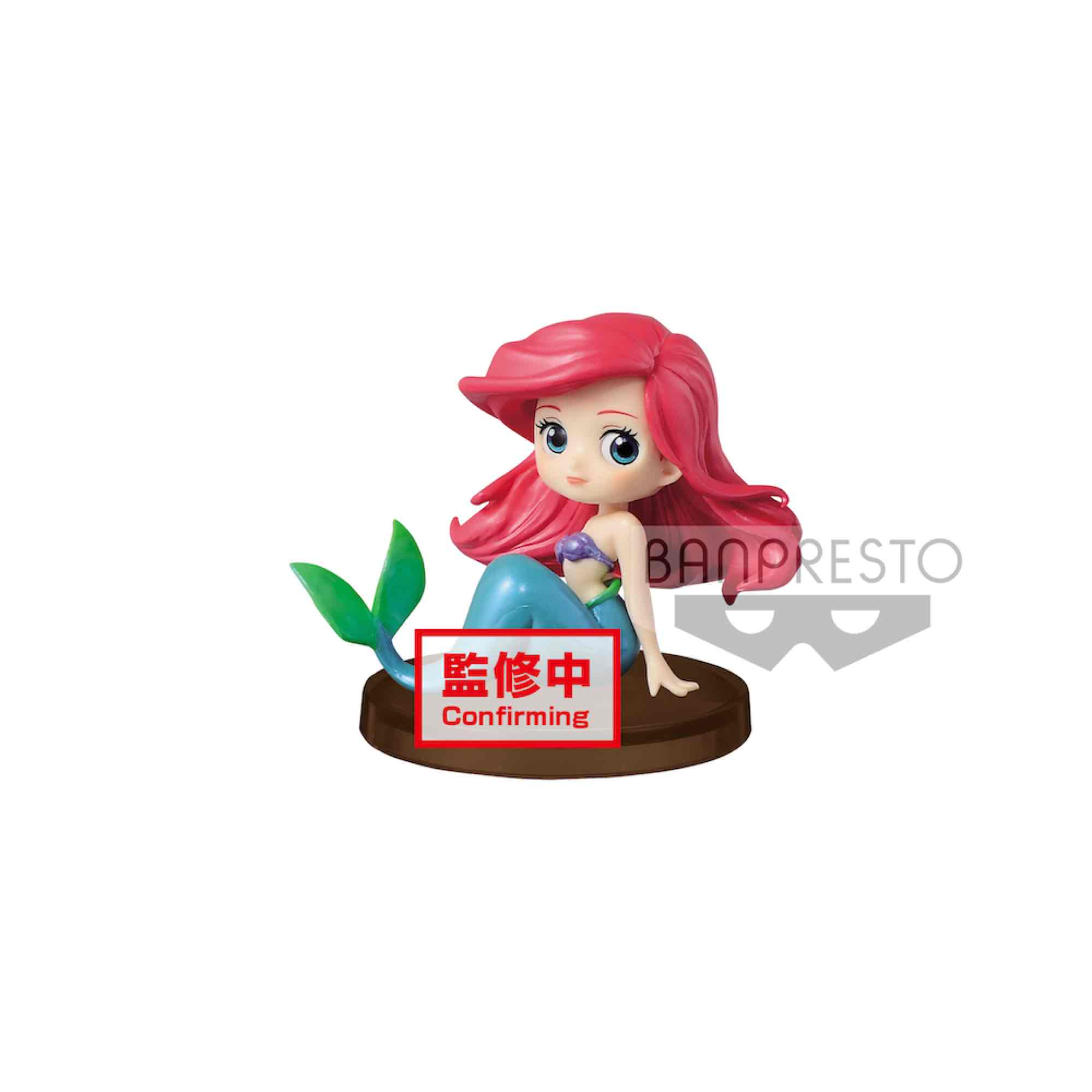 ARIEL VER. A FIGURA 7 CM Q POSKET PETIT DISNEY CHARACTERS STORY OF THE LITTLE MERMAID
