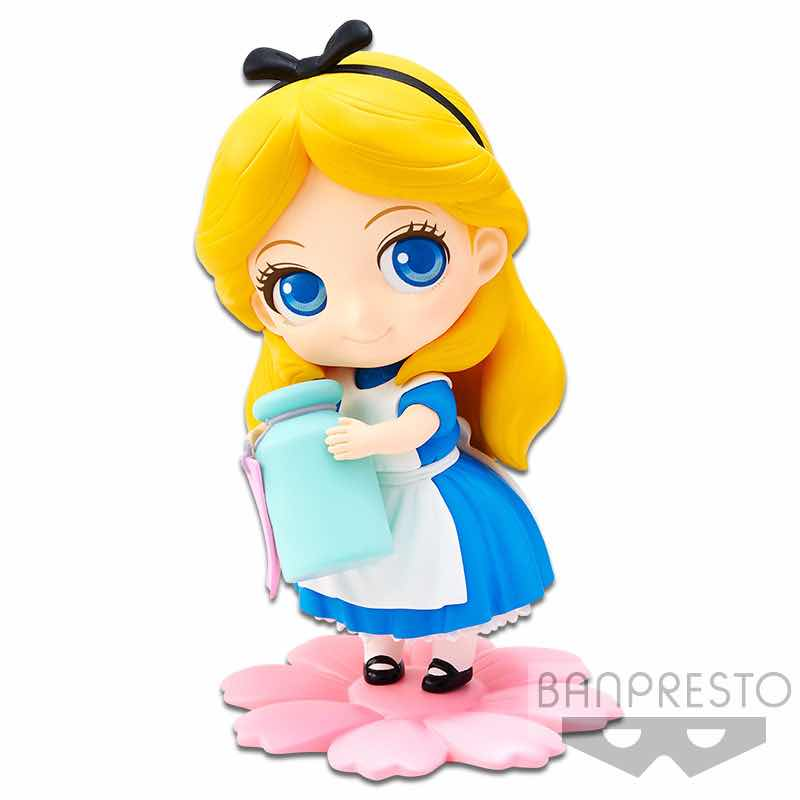 ALICE FIGURA 10 CM SWEETINY DISNEY CHARACTERS NORMAL COLOR VER