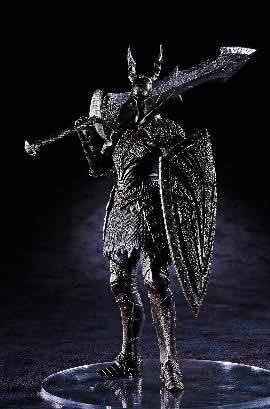 BLACK KNIGHT FIGURA 20 CM DARK SOULS VOL.3