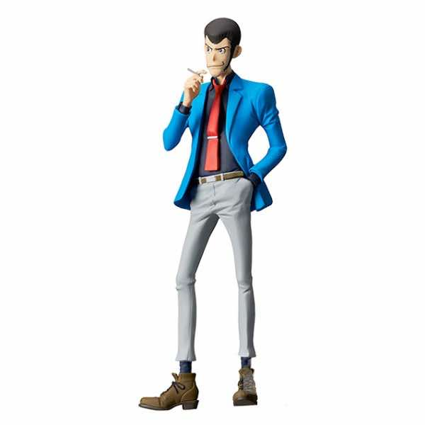 LUPIN III THE THIRD FIGURA 26 CM LUPIN THE THIRD MASTER STARS PIECE