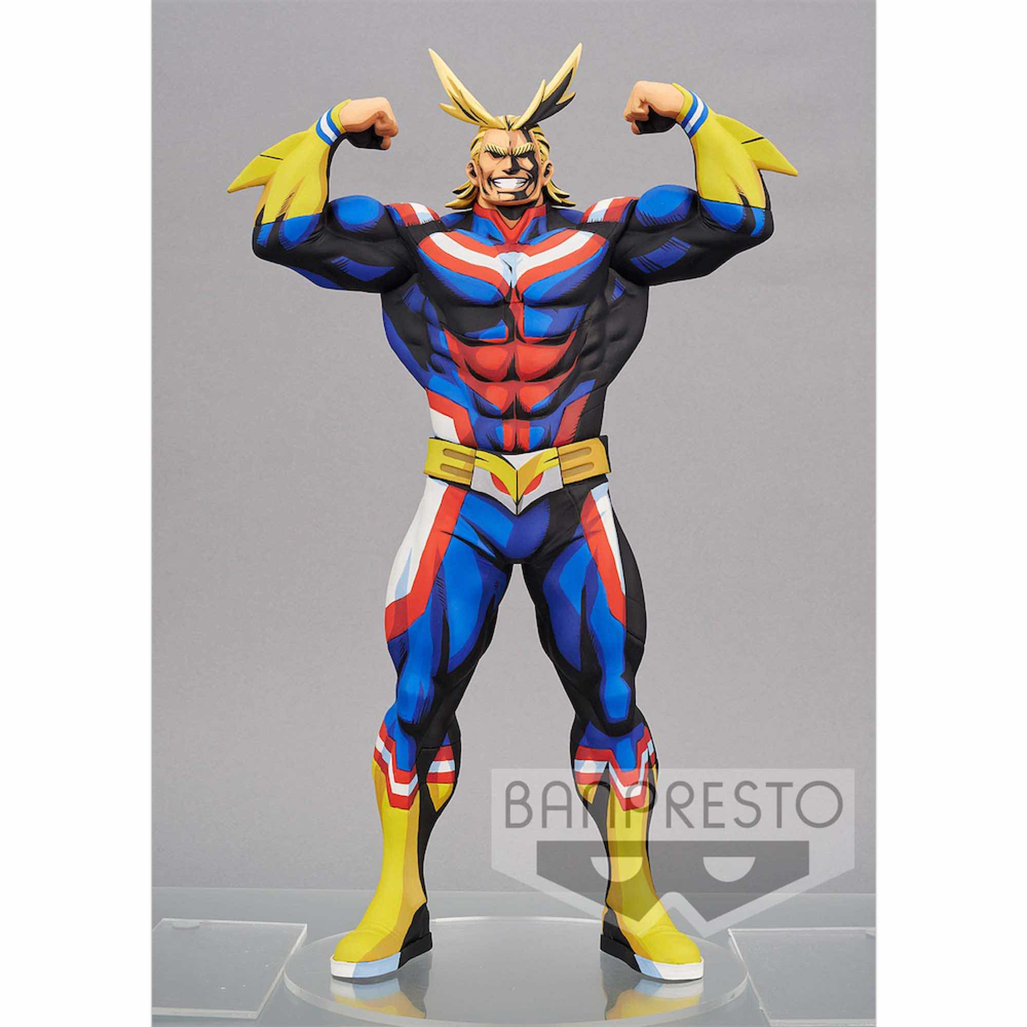 ALL MIGHT FIGURA 28 CM MY HERO ACADEMIA GRANDISTA MANGA DIMENSIONS