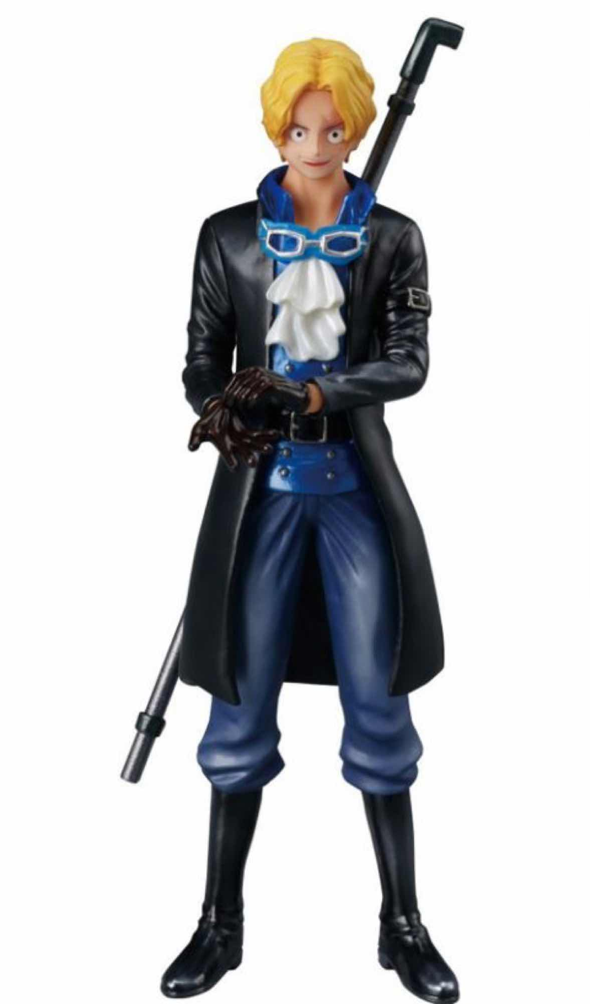 SABO FIGURA 12 CM ONE PIECE SUPER STYLING VALIANT MATERIAL
