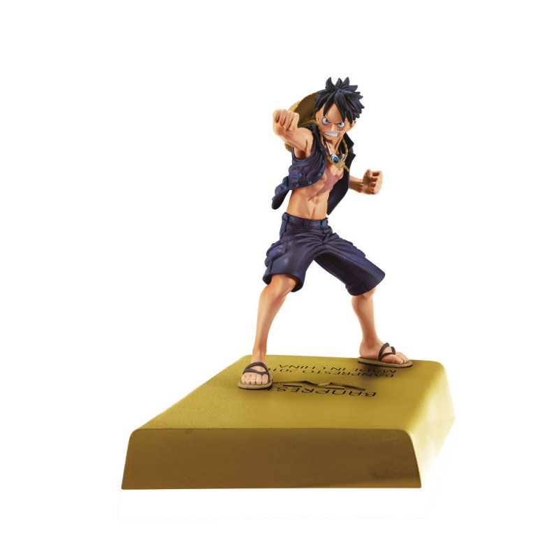 LUFFY FIGURA 12 CM ONE PIECE DXF MANHOOD
