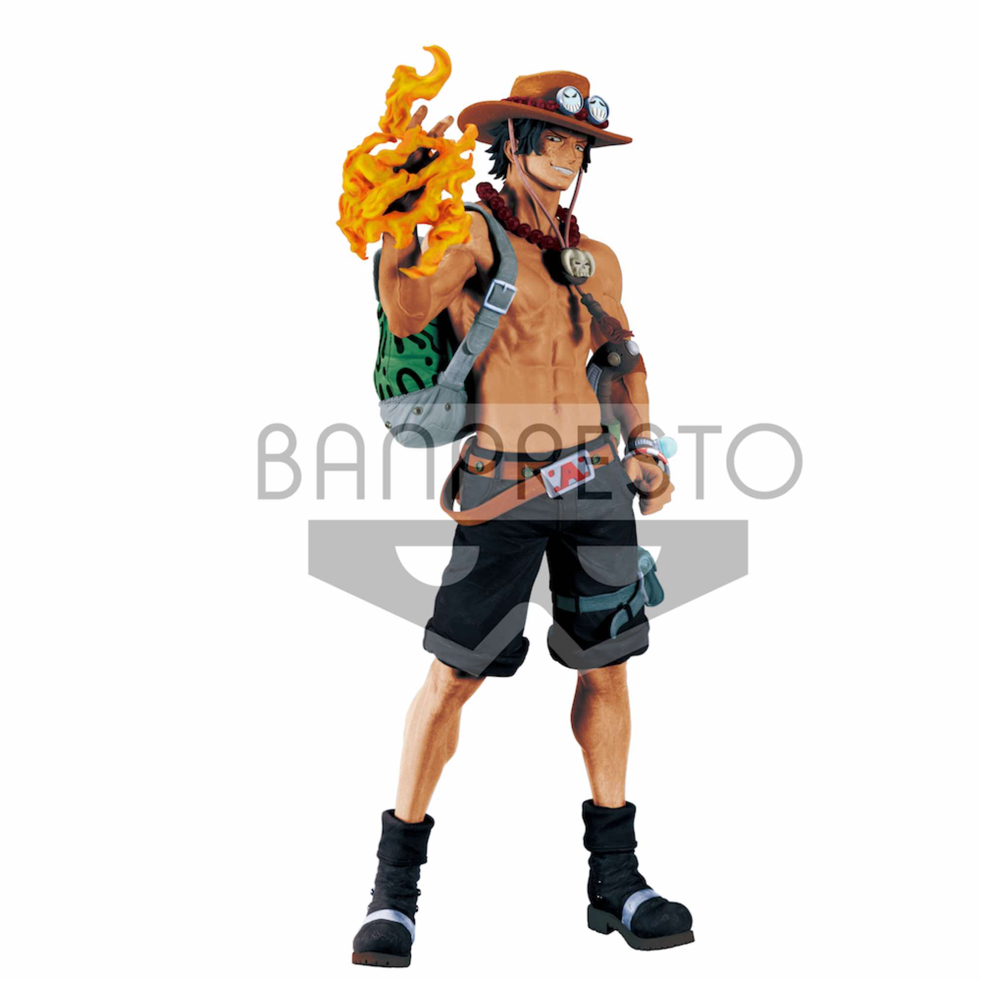 PORTGAS D ACE FIGURA 30 CM BIG SIZE
