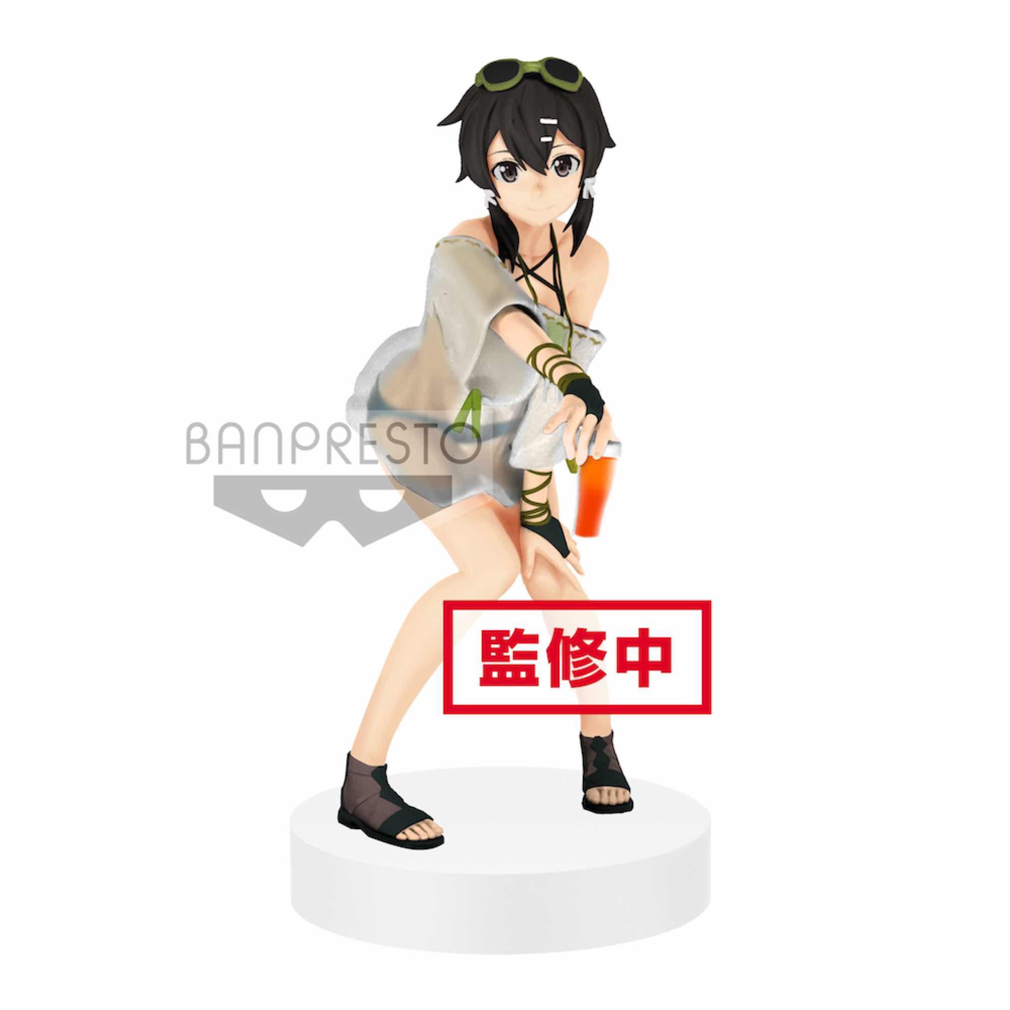 SHINON FIGURA 18 CM SWORD ART ONLINE EXQ