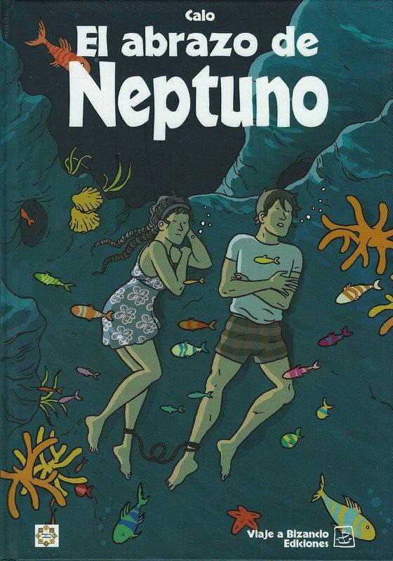 EL ABRAZO DE NEPTUNO (COMIC) - 2ª EDICION