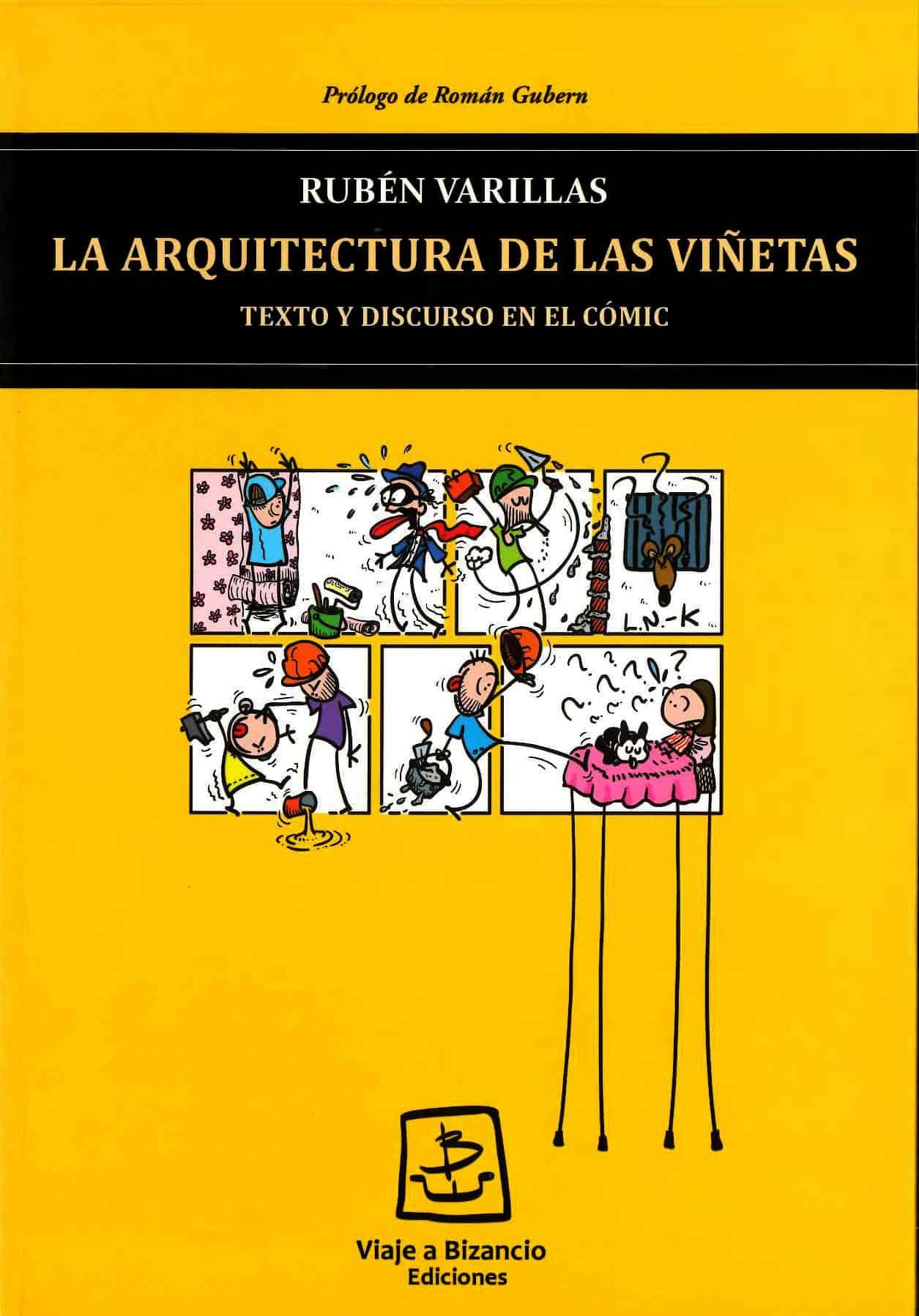 LA ARQUITECTURA DE LAS VIÑETAS. TEXTO Y DISCURSO EN EL COMIC
