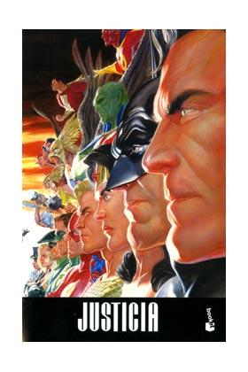 JUSTICIA (BOOKET)