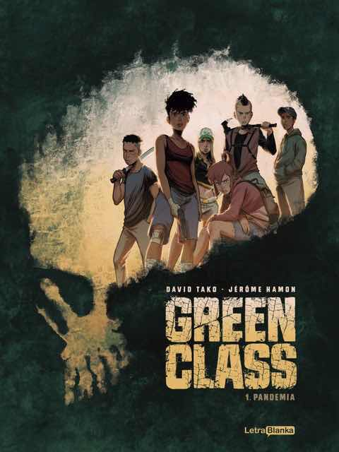 GREEN CLASS 01. PANDEMIA