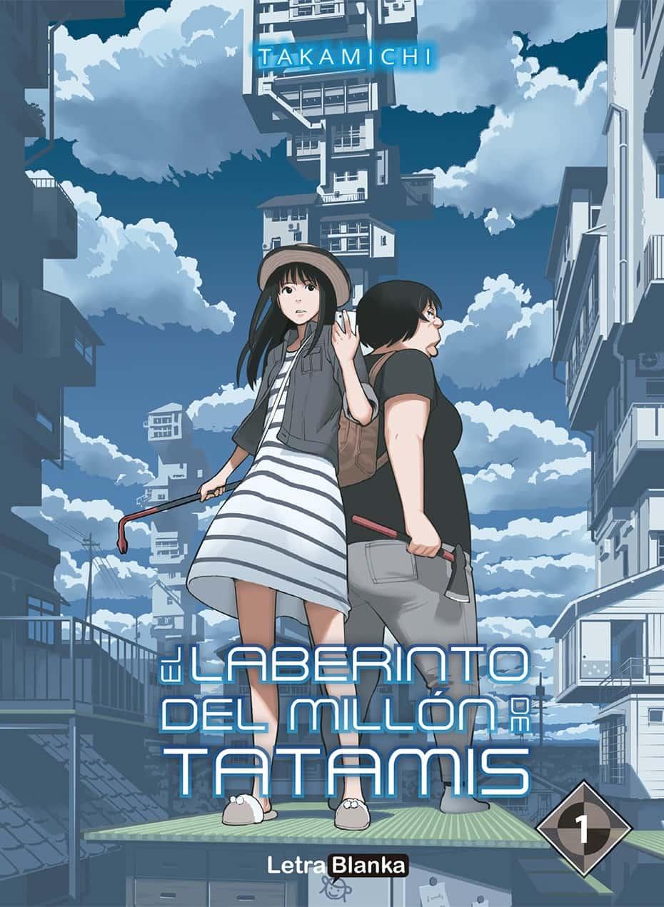 EL LABERINTO DEL MILLON DE TATAMIS 01