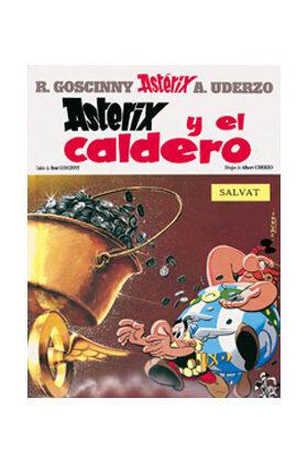 ASTERIX 13: ASTERIX Y EL CALDERO
