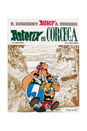 ASTERIX 20: ASTERIX EN CORCEGA