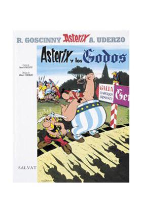 ASTERIX 03: ASTERIX Y LOS GODOS