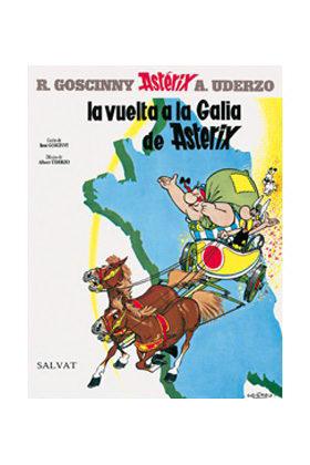 ASTERIX 05: LA VUELTA A LA GALIA DE ASTERIX