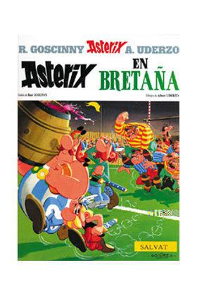 ASTERIX 08: ASTERIX EN BRETAÑA