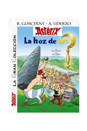 GC ASTERIX 02: LA HOZ DE ORO. LA GRAN COLECCION