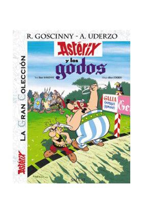 GC ASTERIX 03: ASTERIX Y LOS GODOS. LA GRAN COLECCION