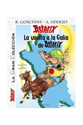 GC ASTERIX 05: LA VUELTA A LA GALIA DE ASTERIX. LA GRAN COLECCION