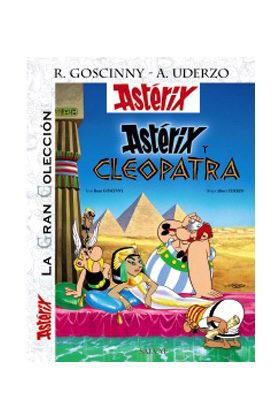 GC ASTERIX 06: ASTERIX Y CLEOPATRA. LA GRAN COLECCION