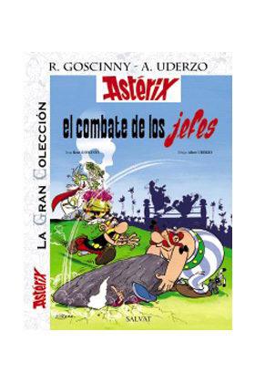 GC ASTERIX 07: EL COMBATE DE LOS JEFES. LA GRAN COLECCION
